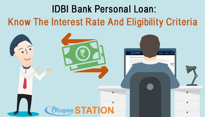 Idbibankpersonalloan Know The Interest Rate And Eligibilitycriteria Meet With Your Urgent Financial Needs With Easy Proce Personal Loans Idbi Bank Loan