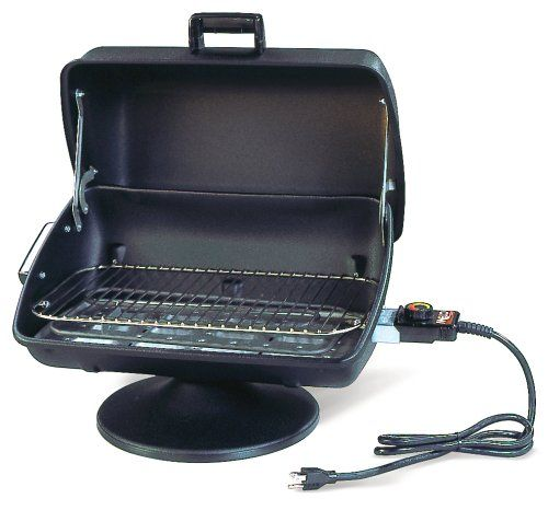 Best Electric Grills Outdoor ~ Meco portable utility tabletop electric grill