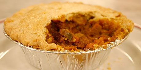 Steak and Stout Pie from Christine Cushing via Food Network Canada