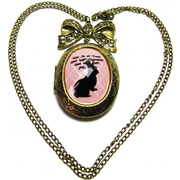 COMPRA AQUÍ ---> http://zone-off.com/10-accesorios Collar relicario