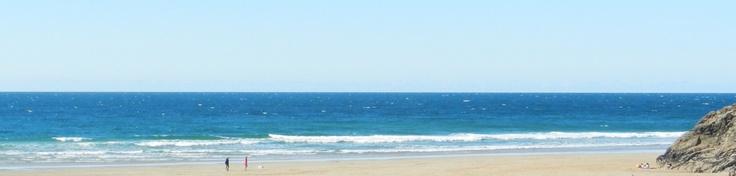 Sky, sea, sand