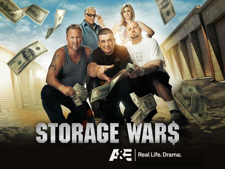 storage wars logo  | Storage Wars & The War On Stuff | Postconsumers