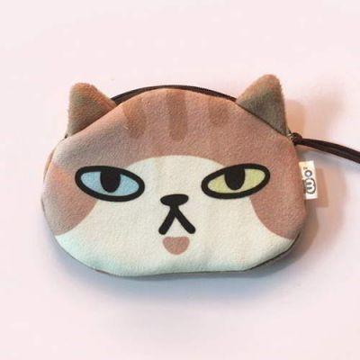Kitten Cartoon Cat Pattern Decorated Simple Design Brown. Cute and elegance REPIN if you agree.😊 Only 54 IDR