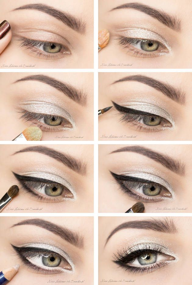 Subtle Elegance Makeup Tutorials In 2019 Dramatic Eye