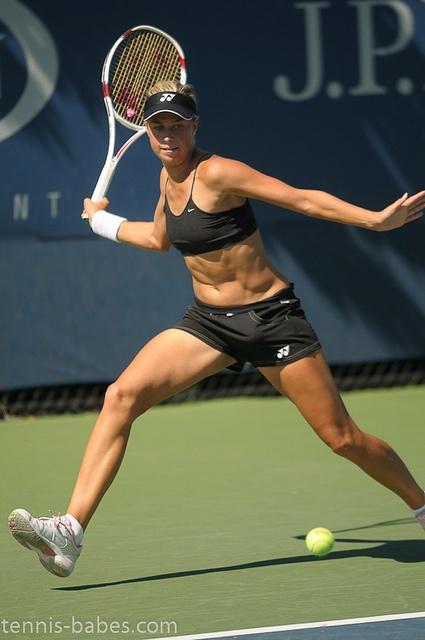 tennis babe hlavackova