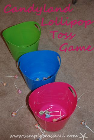 candyland party snacks | In the Chocolate Swamp, we had numerous chocolate treats (unpictured ...