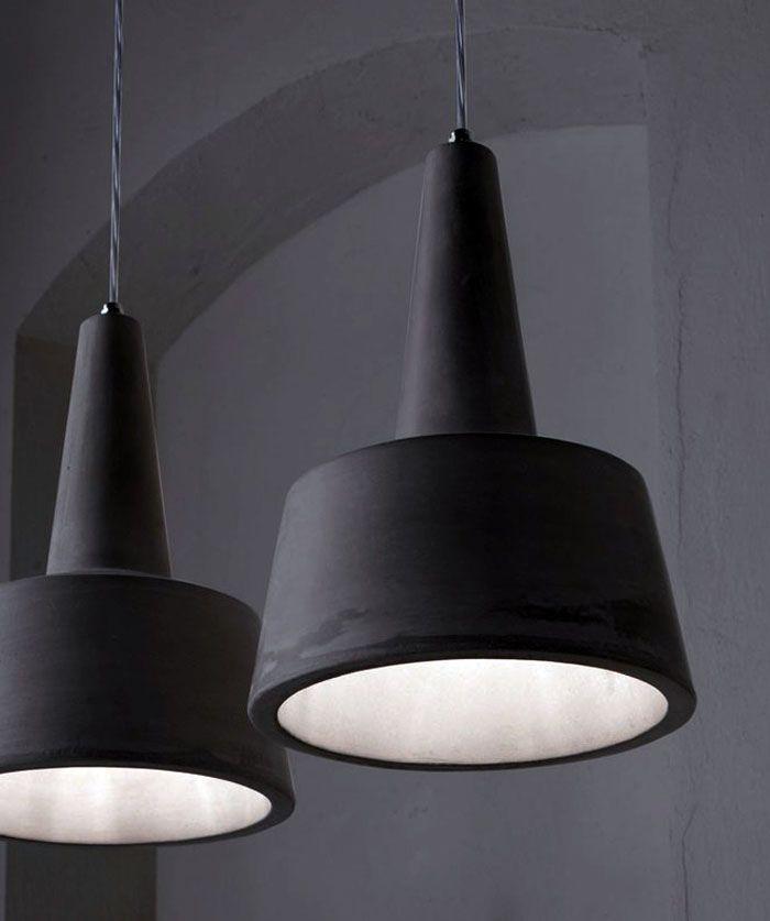 Dass sich Beton nicht nur zum Häuserhochziehen eignet, stellen diese zehn Designlampen aus Beton eindrucksvoll unter Beweis.