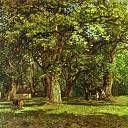 Камиль Писсарро - The Forest.. (1870)