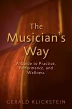 The Musician's Way-  A great book for all musicians, recommended by www.singwithhannah.com