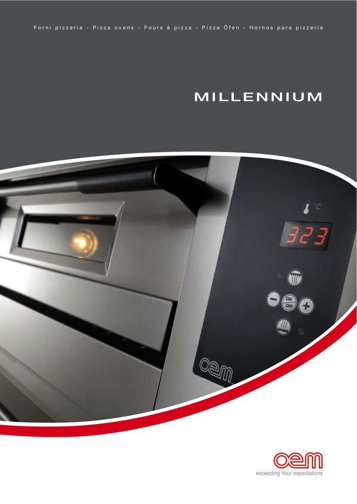 OEM - MILLENNIUM - Electric ovens