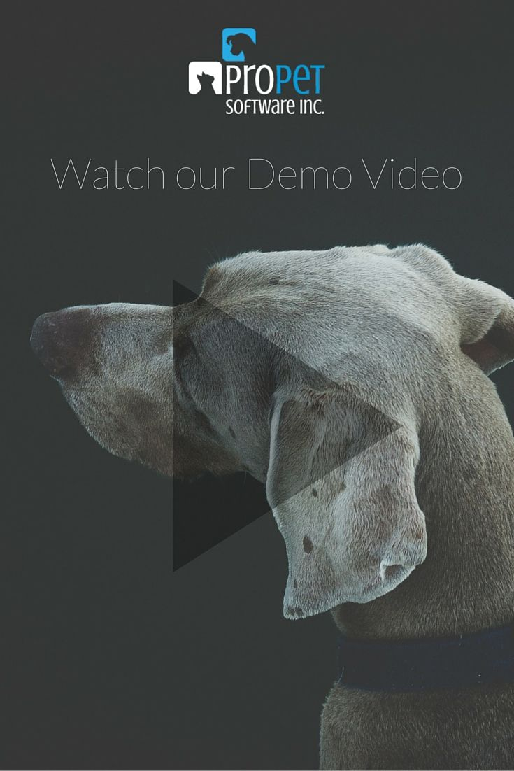 Watch a video demonstration of ProPet Software: http://hubs.ly/H02tJ_B0