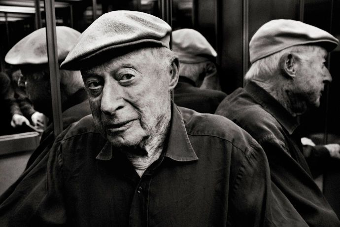 The Magnificent Memory of Norman Lloyd