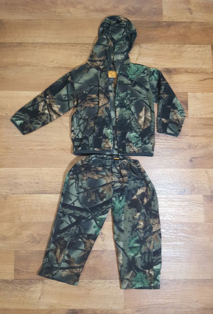 Trail Crest Boys Camoflauge Camo 2 piece Fleece Hunting outfit size 3T | Clothing, Shoes & Accessories, Baby & Toddler Clothing, Boys' Clothing (Newborn-5T) | eBay!