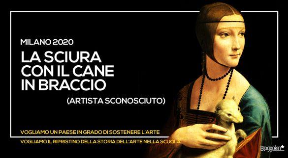 Abolita la Storia dell'Arte in Italia A quanto pare, il Paese non è in grado di sostenere lo studio della Storia dell'Arte nella scuola...