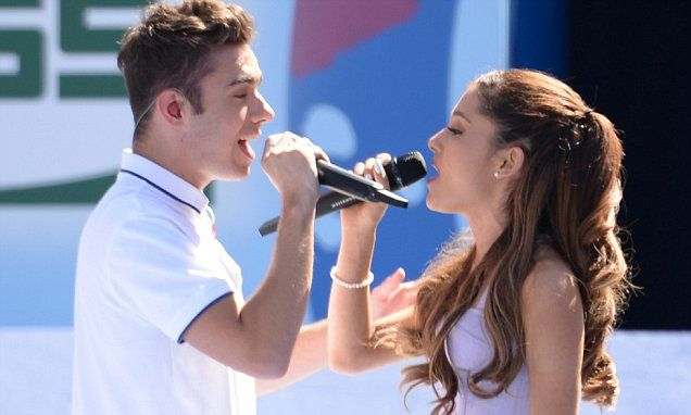 Over and Over Again by Nathan Sykes feat. Ariana Grande is a fantastic first song choice for a wedding. Beautiful harmonies, great lyrics, and two great young stars. Read our #WeddingWisdom blog about it and explore more perfect songs for every part of your wedding day athttp://dougwintersmusic.com/blog/over-and-over-again/