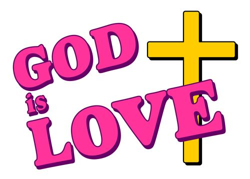 Mission Work Clip Art | ... is Love (color image) - Free and Easy Christian Clip Art Link to Us