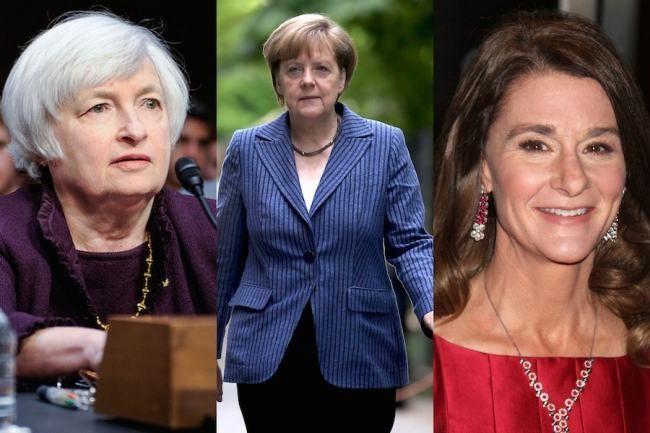 Forbes opublikował ranking Najpotężniejszych Kobiet 2014. Kto rządzi światem w tym roku? ;)