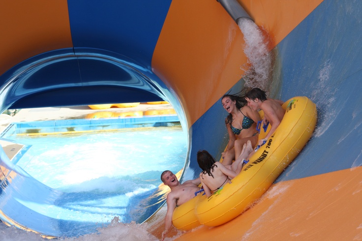 Soak City at Kings Island is included with the price of admission!