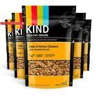 Kind Healthy Grains Clusters Oats And Honey With Toasted Coconut Granola Glute #FoodandBeverages - #clusters #coconut #grains