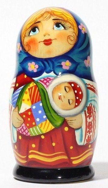 Matryoshka – Russian nesting dollMatryoshka Dolls / Nesting Dolls : More Pins Like This At FOSTERGINGER @ Pinterest