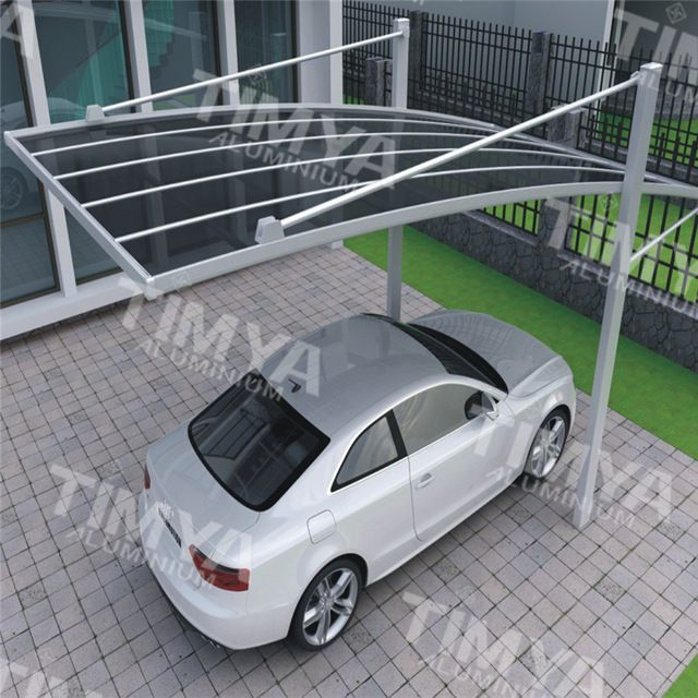 Source Latest design outdoor cantilever carport on m.alibaba.com