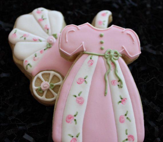 Bebé ducha galletas mono de galletas galletas elefante