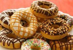 Donuts, receita original - Doce e Sobremesa - Guia Restaurante Seleto
