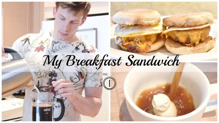 My Breakfast Sandwich | West Meets West