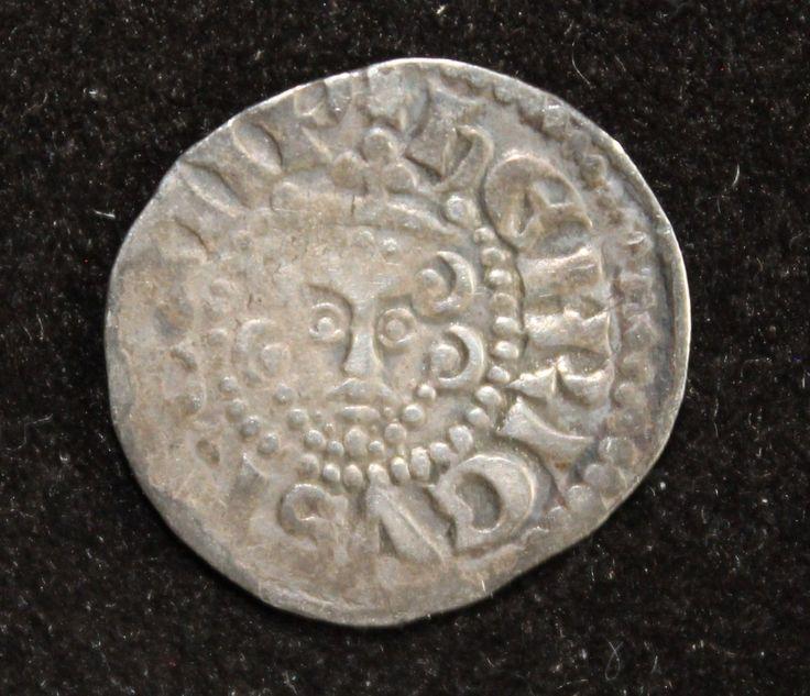 1248-50 Henry III Silver Penny Voided Long Cross - Northampton?