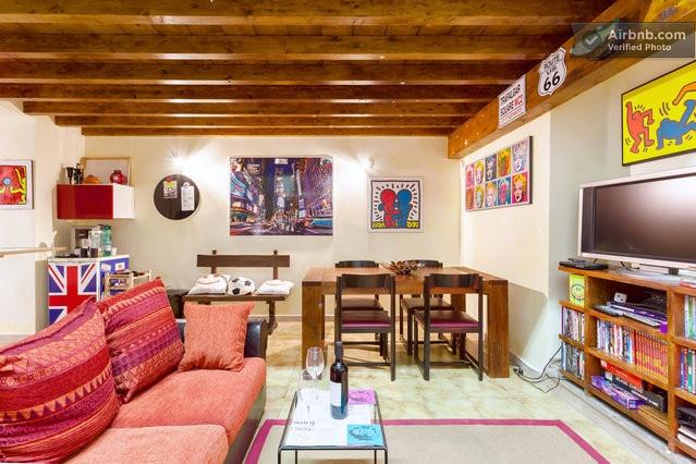 my Design Loft in Frascati (Rome)