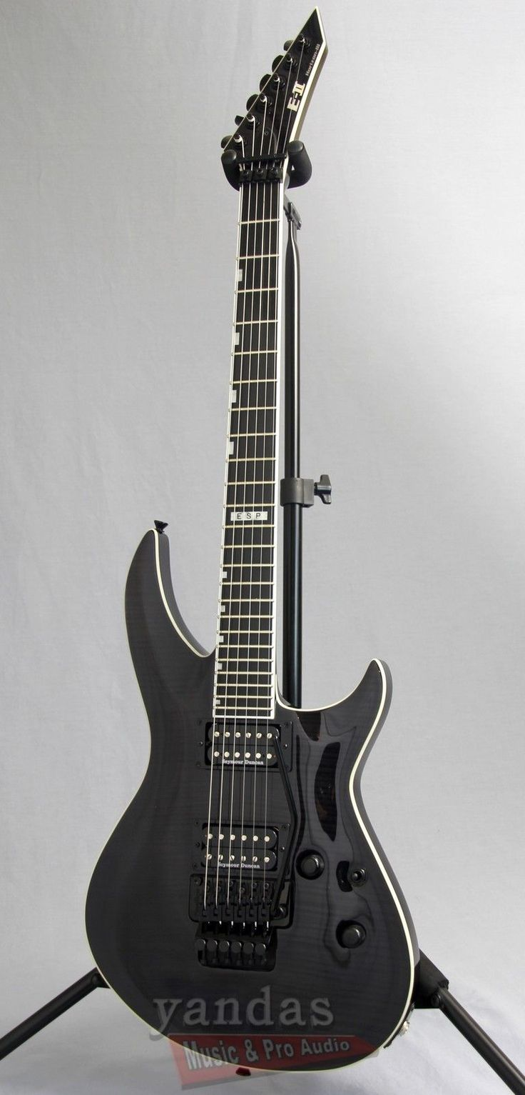 built in japan by esp luthiers the esp e ii series represents the new