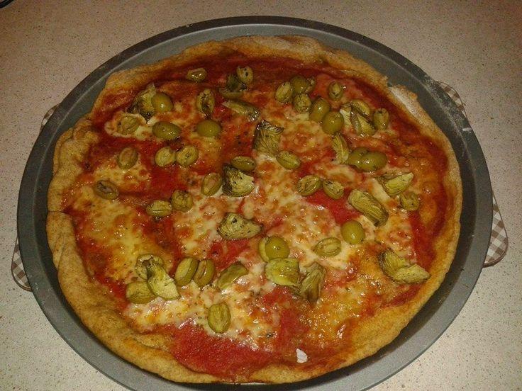 Ricetta pizza bimby libro verde