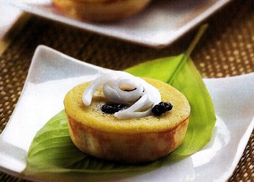 Kue Lumpur (Indonesian Mud Cake)