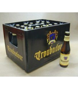 Troubadour Blond Full crate 24 X 33 cl