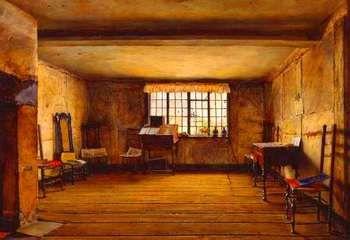 ヘンリー・ウォリス シェイクスピアが生まれた部屋