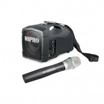 Sono Portable Mipro avec micro sans fil