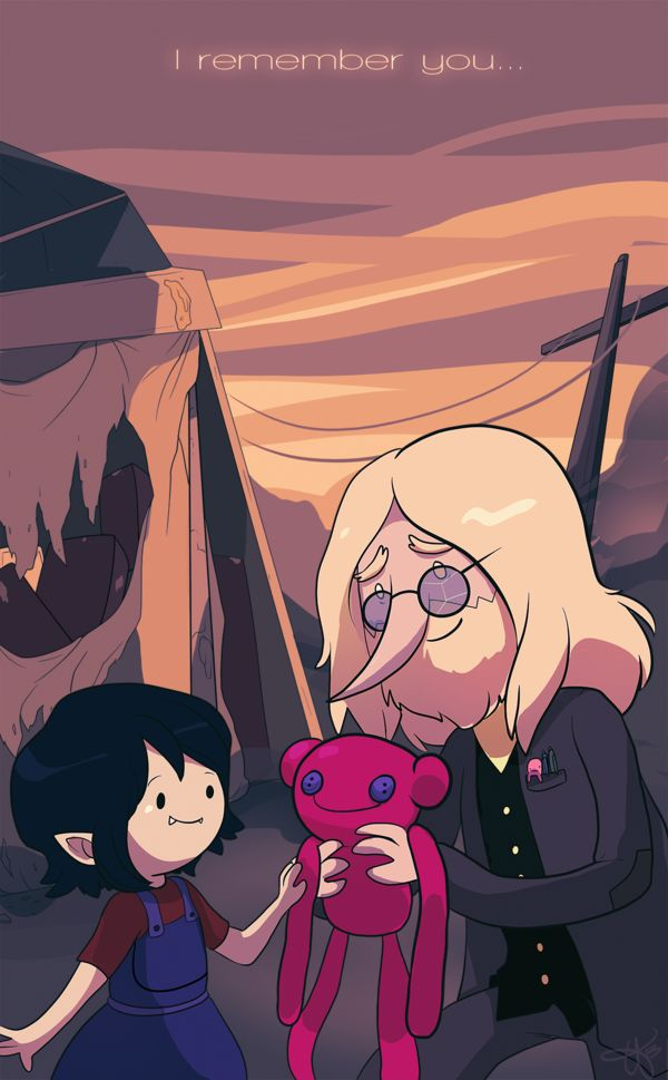 Adventure Time: I Remember You by tabby-like-a-cat.deviantart.com on @deviantART