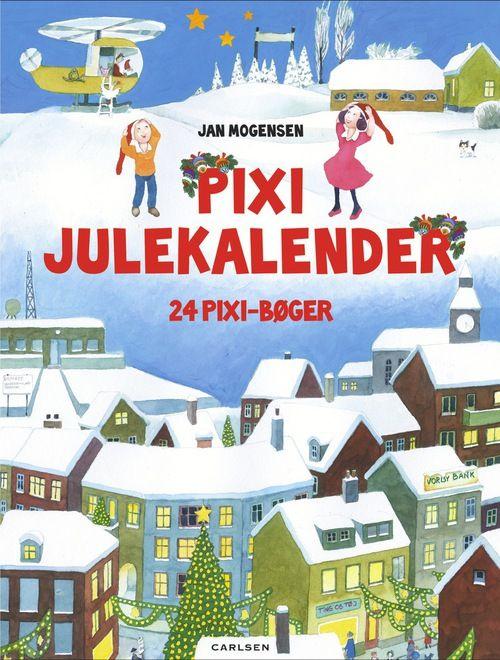 Pixi-julekalender | Arnold Busck