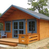 Cozy Tiny House: Affixed to a Trailer or Secured to a Permanent Foundation