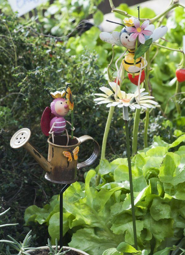 Esconde pequeños objetos decorativos entre las plantas de tu jardín perfecto. ¡Será muy entretenido para los niños! #MiJardinPerfecto. #Primavera #Verano #Deco #Terraza #Hogar #easychile #easytienda #easy #Concurso #Jardín