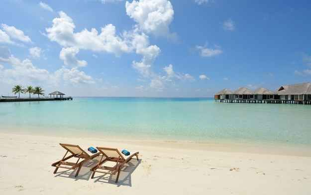 Sun Island, Maldives | 22 Beaches That Will Make You Forget About The Polar Vortex
