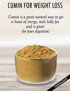 CUMIN FOR WEIGHT LOSS