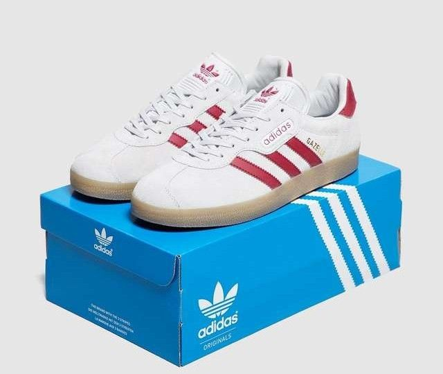 New colourway for the Gazelle Super looks like the Moskva