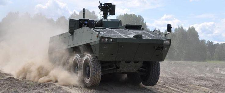 Patria AMV –tuoteperhe   Patria
