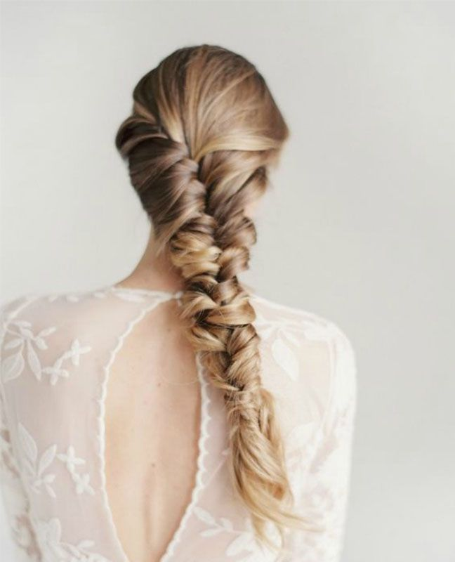 Chinese Staircase Braid