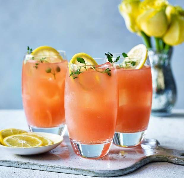 Summer Fruits Gin Punch Recipe Gin Punch Recipe Best Gin