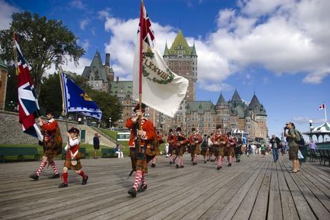 Quebec City Celtic festival