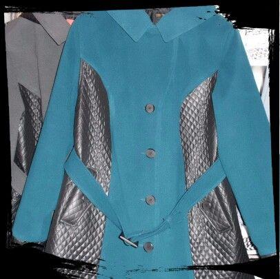 dámské zimní kabátky 48 až 66 #NAVEL