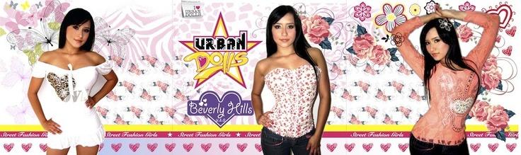 I ♥ URBAN DOLLS / Colección