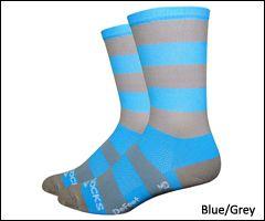 Defeet Sako7 Socks at http://www.blueskycycling.com/product/9751/26/Defeet_Sako7_Socks.htm